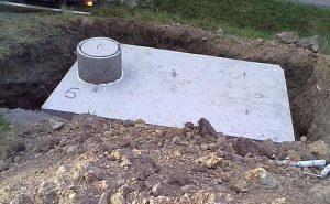 szambo betonowe jednokomorowe
