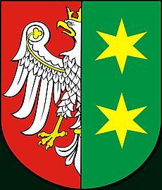 Herb województwa lubuskiego